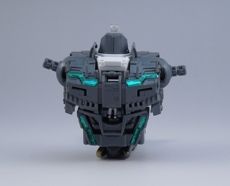 ガンプラ【MG νガンダム Ver.Ka】レビューその② 胴体内部フレーム制作