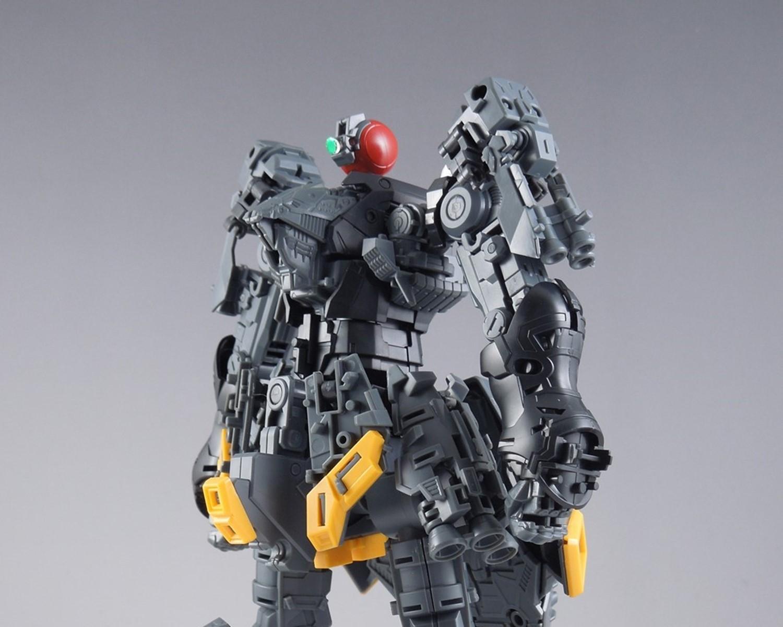 ガンプラ【RG サザビー】レビューその③ 胸部内部フレーム製作から~内部フレーム完成まで。