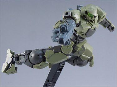 バンダイプラモデル【30MM bEXM-15 ポルタノヴァ(グリーン)】レビュー