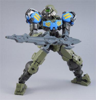 【30MM アームユニット ライフル/大型クロー】レビュー