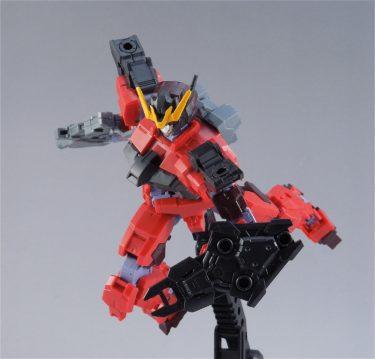 【30MM 指揮官機用オプションアーマー(アルト用/ブラック)】レビュー
